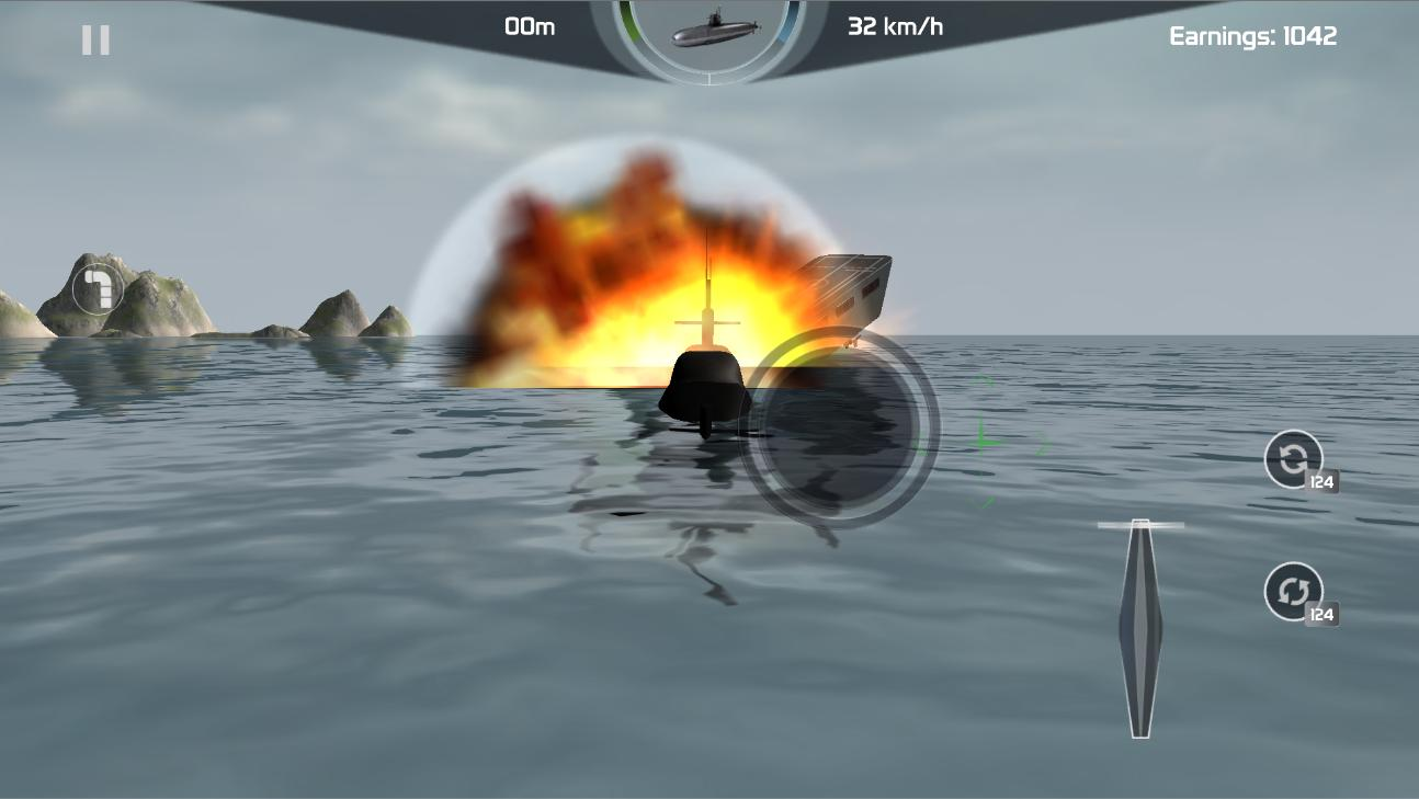 Submarine Simulator for Android - APK Download