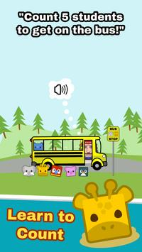 Preschool Bus: Toddler Games Free for 2 Year Olds 截图 5