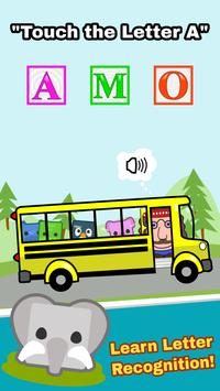 Preschool Bus: Toddler Games Free for 2 Year Olds screenshot 1