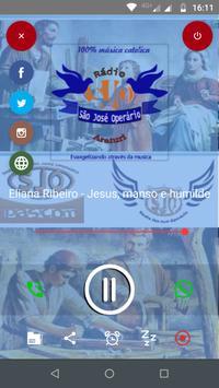 Radio Sao Jose Operario Arat screenshot 2