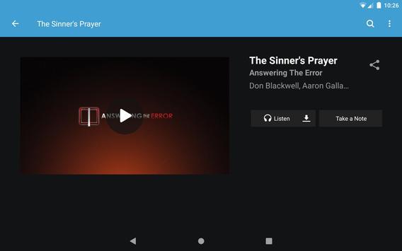 Gospel Broadcasting Network screenshot 7