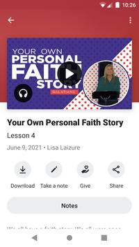 Women's Bible Study screenshot 2