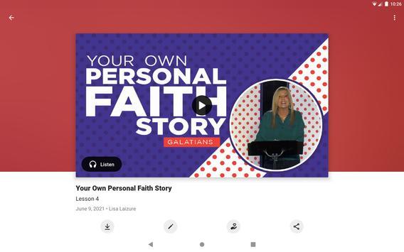 Women's Bible Study screenshot 8