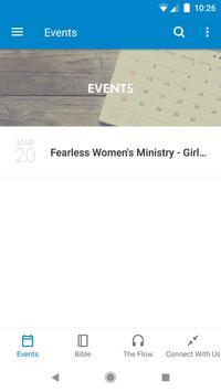 The Fountain Church App poster
