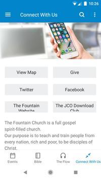 The Fountain Church App screenshot 1
