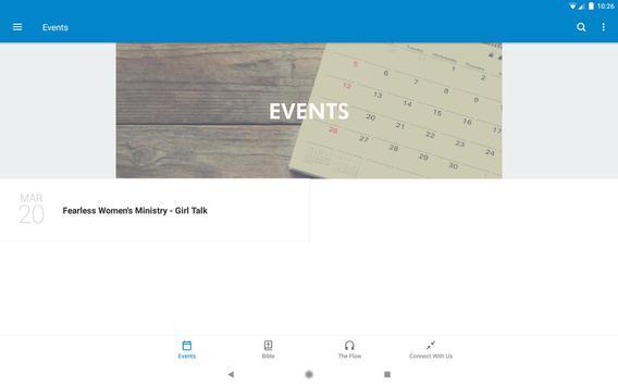 The Fountain Church App screenshot 3