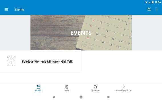 The Fountain Church App screenshot 6