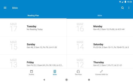 The Fountain Church App screenshot 8