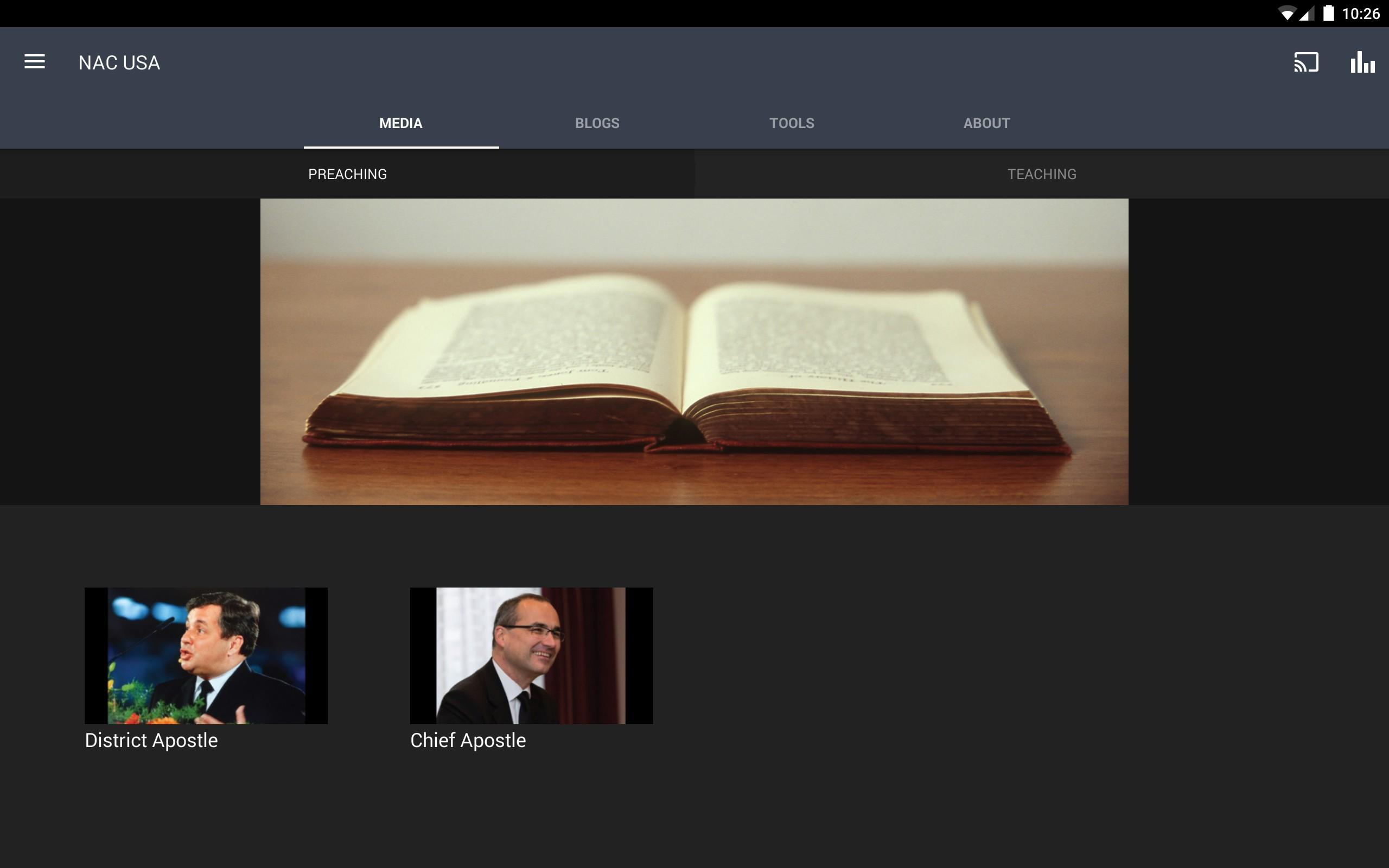 New Apostolic Church USA for Android - APK Download