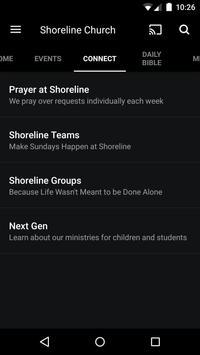 Shoreline screenshot 2