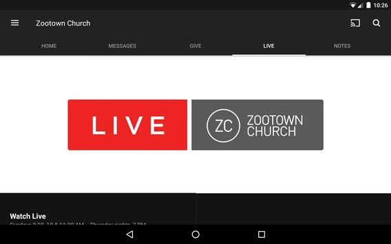 Zootown скриншот 8