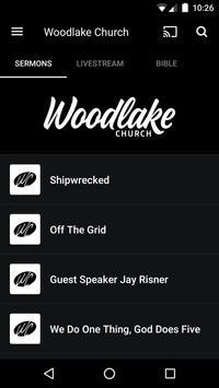 Woodlake poster