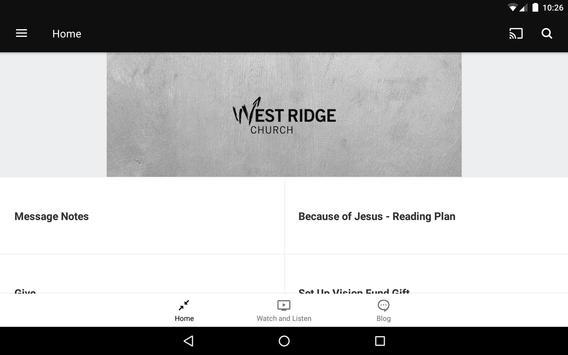 West Ridge screenshot 6