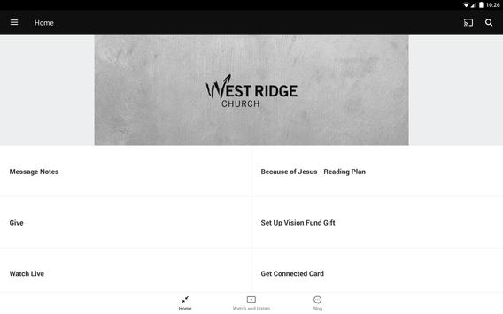 West Ridge screenshot 3