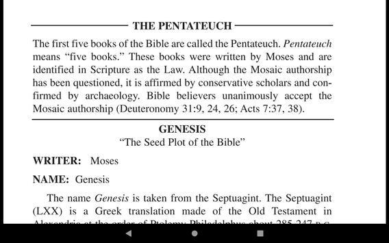 Thru the Bible Radio Network captura de pantalla 5