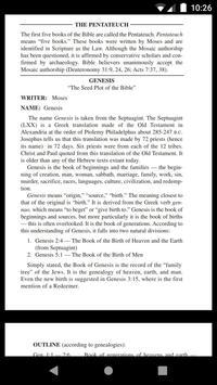 Thru the Bible Radio Network captura de pantalla 2