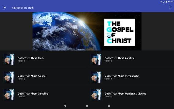 The Gospel of Christ - TGOC imagem de tela 7