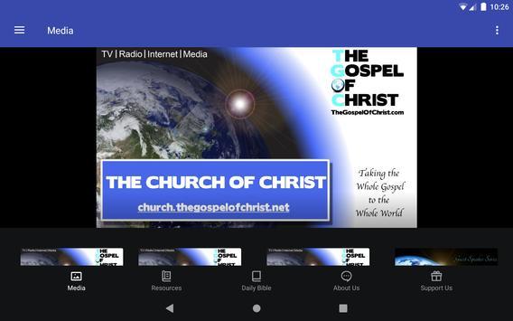 The Gospel of Christ - TGOC imagem de tela 3