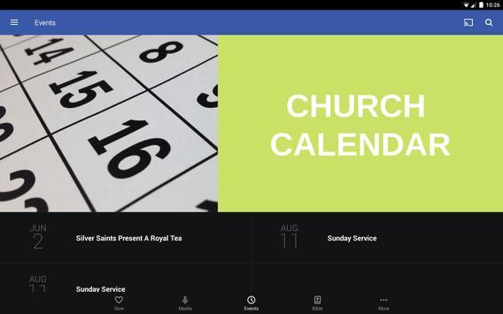 Abyssinia Church screenshot 5