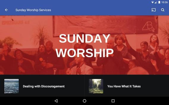 Abyssinia Church screenshot 6