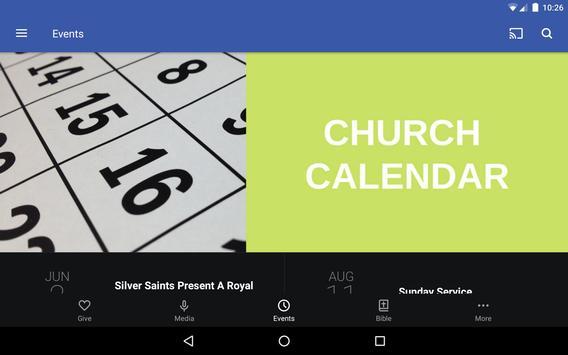 Abyssinia Church screenshot 8