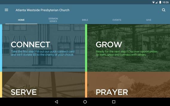 Atlanta Westside Church screenshot 6