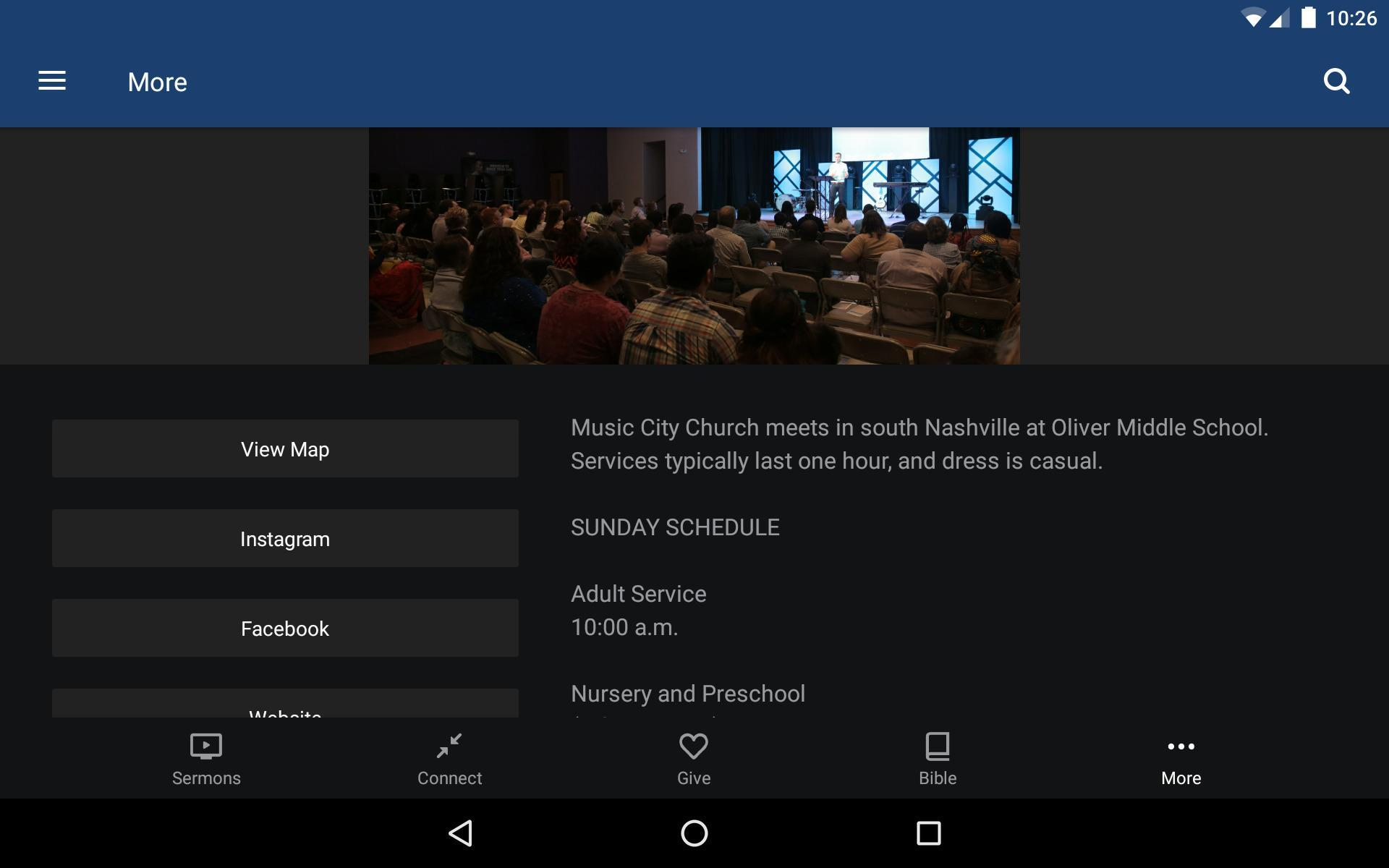 Music City Church For Android Apk