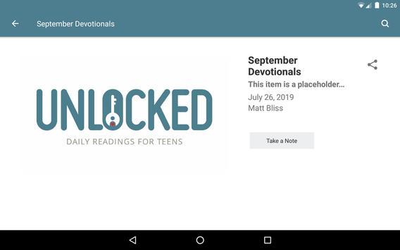Unlocked screenshot 7