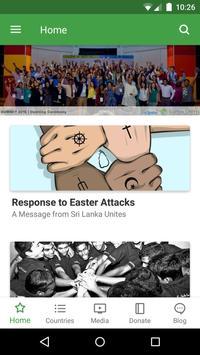 Global Unites poster