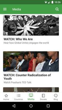 Global Unites screenshot 1