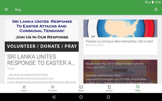 Global Unites screenshot 8