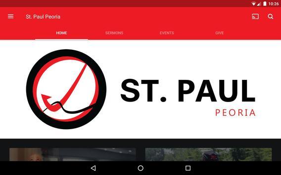 St. Paul screenshot 6