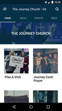 The Journey Church poster