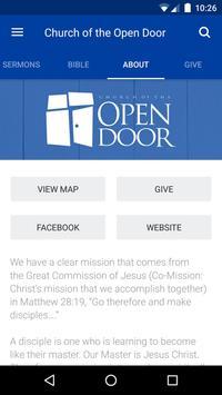 Open Door screenshot 2