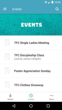 Trinity Family Church screenshot 1