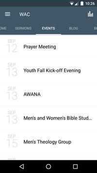 Wausau Alliance Church screenshot 2
