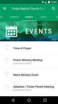 Trinity Baptist Church Cayce screenshot 2
