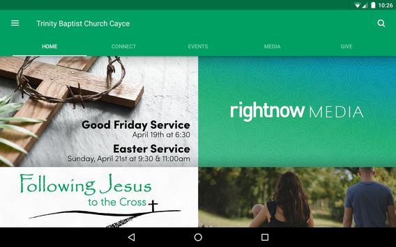 Trinity Baptist Church Cayce screenshot 6