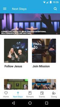 Sparks Christian Fellowship screenshot 1