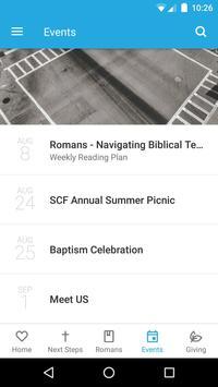 Sparks Christian Fellowship screenshot 2