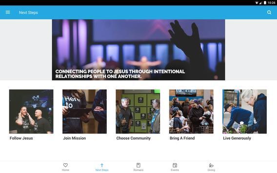 Sparks Christian Fellowship screenshot 4