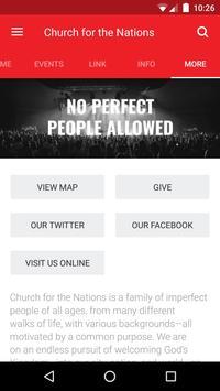 Church for the Nations (CFTN) screenshot 2