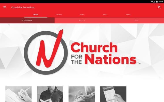Church for the Nations (CFTN) screenshot 3