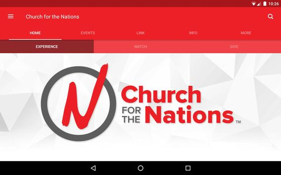 Church for the Nations (CFTN) screenshot 6