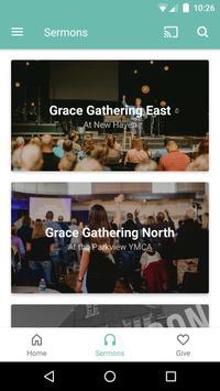 Grace Gathering App screenshot 1