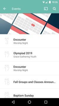 Grace Gathering App screenshot 2