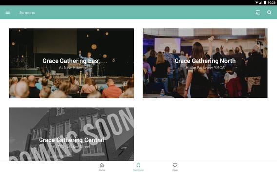 Grace Gathering App screenshot 4