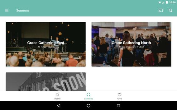 Grace Gathering App screenshot 7
