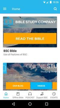 BibleStudyCompany poster