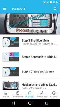 BibleStudyCompany screenshot 1